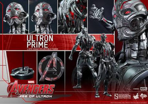 Hot Toys Ultron Prime Avengers Age Of Ultron