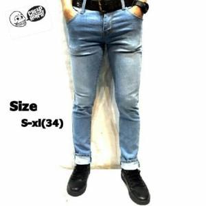 Celana Jeans cheap Monday Bio Blitz