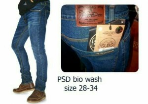 Celana Jeans PSD Bio Wash Blue