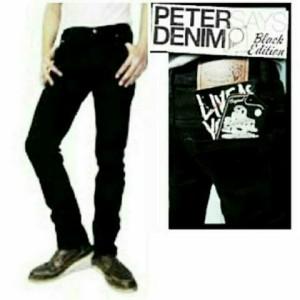Celana Jeans PSD Black