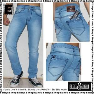 Celana Jeans Rebel Eight blue