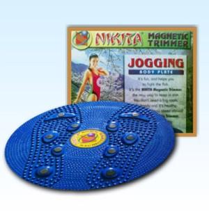 Body Plate Piringan Pelangsing Tubuh NIKITA Jogging Magnetic Trimmer