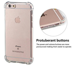 Case Anti Crack iPhone 7 7G 4.7 inchi Ultra Slim Clear Anti Shock