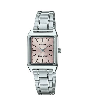 Jam tangan casio untuk cewek feminin LTP-V007D-4EU jam murah original