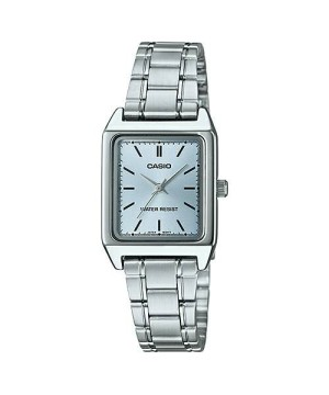 Jam tangan untuk kamu perempuan simple casio LTP-V007D-2E elegan modis