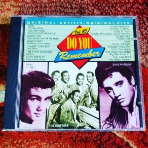 CD Do You Remember Vol. 10 feat. Gene Pitney , Elvis Presley dll