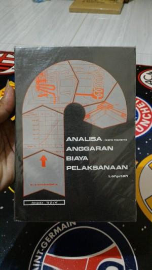 ANALISA ANGGARAN BIAYA PELAKSANAAN Lanjutan Penerbit NOVA