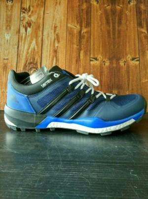 Sepatu Adidas Terrex Black Blue import made in vietnam