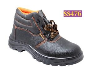 Sepatu Safety Forklift 002 Sepatu Pria Black - SS476