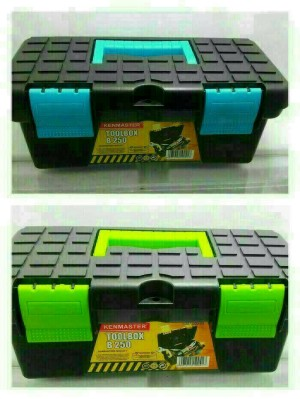 TOOL BOX KENMASTER MINI B-250 / ALAT PENYIMPANAN SERBAGUNA