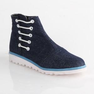 Sepatu Boot,Sepatu Casual Wanita Trendy LE 496