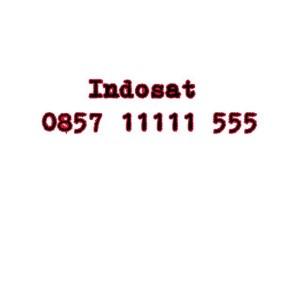 Nomor Cantik Indosat Im3 Seri double AAA 0857 11111 555 #Ny