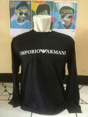 kaos/t shirt lengan panjang EMPORIO ARMANI