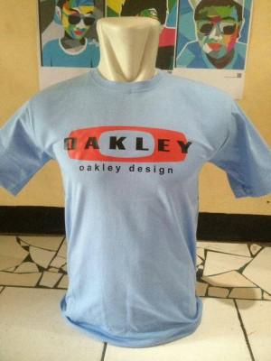 kaos/t shirt OAKLEY DESIGN