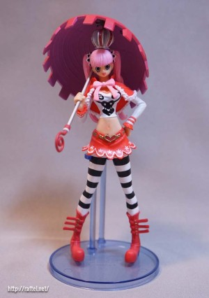 Action Figure PVC Super Styling Perhona The Ghost Princess One Piece