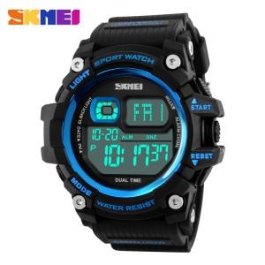 SKMEI Jam Tangan Olahraga Sporty - DG1229 - Blue