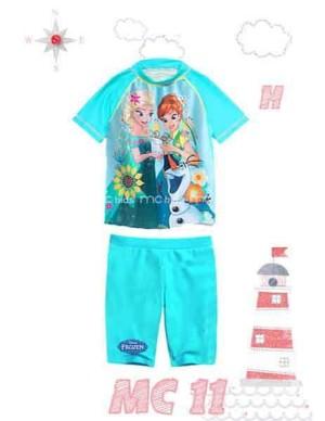 baju renang anak import frozen
