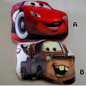 Bantal Cars Full Body Limited
