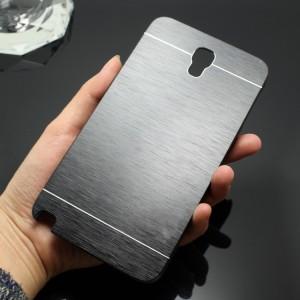 Luxury Case Metal Brush Hard Case Motomo for Samsung Galaxy Note 3 Neo