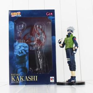 MAINAN ACTION FIGURE NARUTO GEM HATAKE KAKASHI