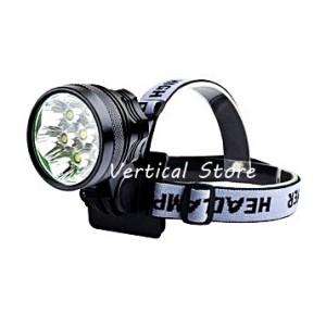 Senter Kepala / Headlamp Cree LED Monster T6 20000LM
