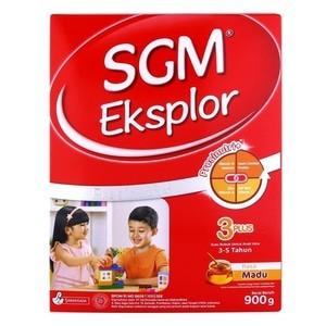 Susu SGM 3+ Madu 900Gr