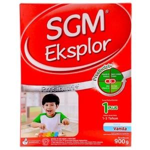 Susu SGM 1+ Vanila 900Gr