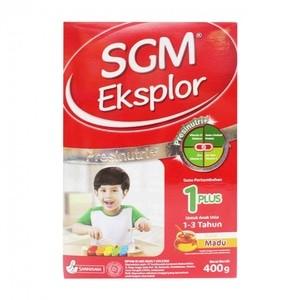 Susu SGM 1+ Madu 400Gr