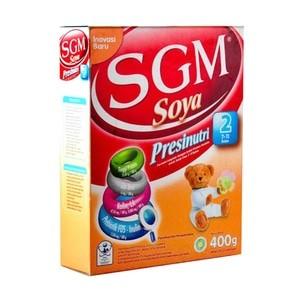 Susu SGM Soya 2 400Gr