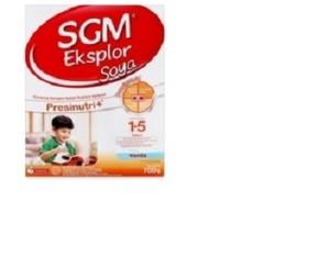 Susu SGM Soya 1-5 Madu 700Gr