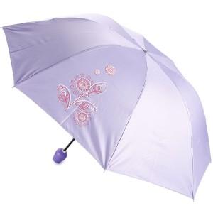 Creative Rose Umbrella / Payung Bunga Mawar - Purple