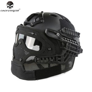 helmer/helm tactical airsofter G-4 black