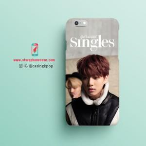 Casing Handphone KPOP Jungkook (BTS) - Singles Magazine