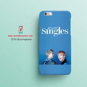 Casing Handphone KPOP Rap Monster, J-Hope (BTS) - Singles Magazine