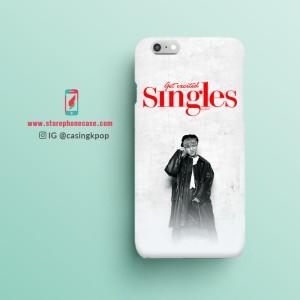 Casing Handphone KPOP J-Hope (BTS) - Singles Magazine January Issue