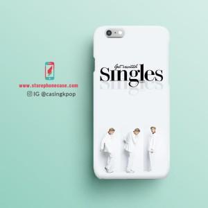 Casing Handphone KPOP Rap Monster (BTS) - Singles Magazine