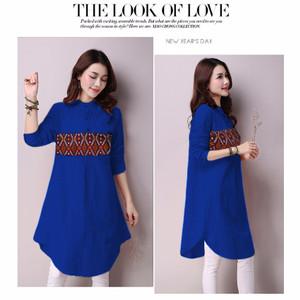 NEW Ayako Fashion Tunik Batik Adra - (Benhur) HGB