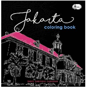 Jakarta Coloring Book