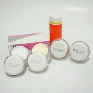 cream hn platinum original + sabun pepaya