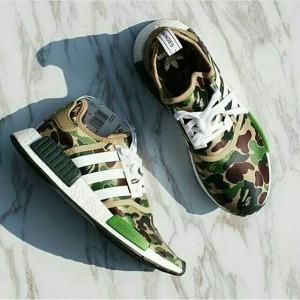 adidas Nmd r1 x camoflage