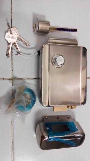 Kunci OTOMATIS KUAT Tambahan Electric Lock Door Rfid Access Control