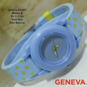 Jam Tangan Geneva Murah / Jam Tangan Wanita Cewek Murah