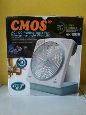 Lampu Kipas Emergency CMOS
