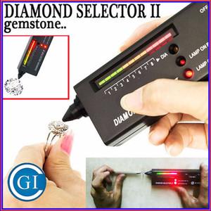 Diamond selector / tester, alat tes kekerasan batu