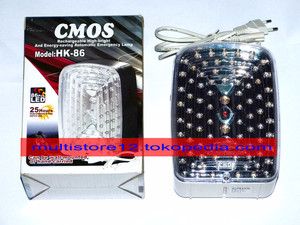 Lampu Emergency CMOS HK 86