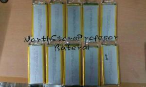 Baterai iphone 6s Plus 6s+ HDC Replika Cina 5000mAh 2 kabel slim tipis