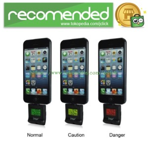 Ipega LCD Display Backlight Alcohol Tester for iPhone 5/5s/SE/5c /iPad