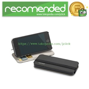 Acme Made Skinny Book for iPhone 5/5s/SE - Matte Black