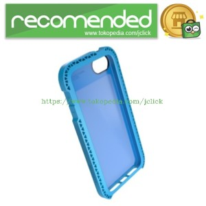 Lunatik Seismik Suspension Frame Softcase for iPod Touch 5th - Blue