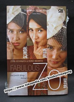 fabulous zo and foolish things behind the scenes - luna maya
